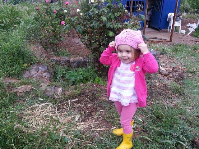 Bahçe Etkinliği